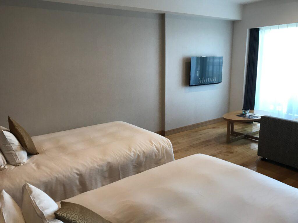 瀬長島ホテル ツイン ブログ