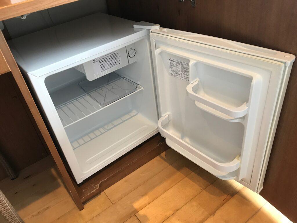瀬長島ホテル 冷蔵庫 コンパクト