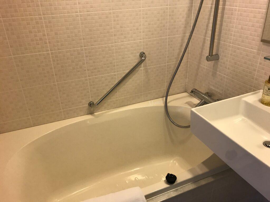 瀬長島ホテル 浴室 浴槽