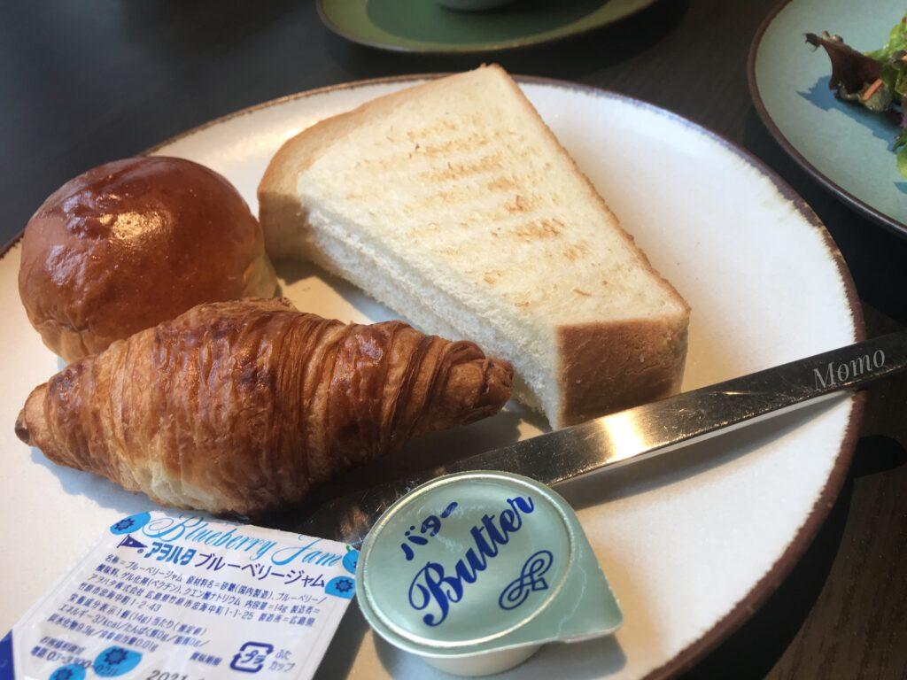 潮見プリンス 朝食 ブログ