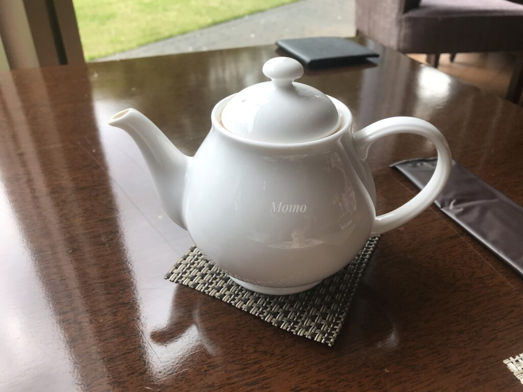 グランドプリンス高輪 ラウンジ 紅茶