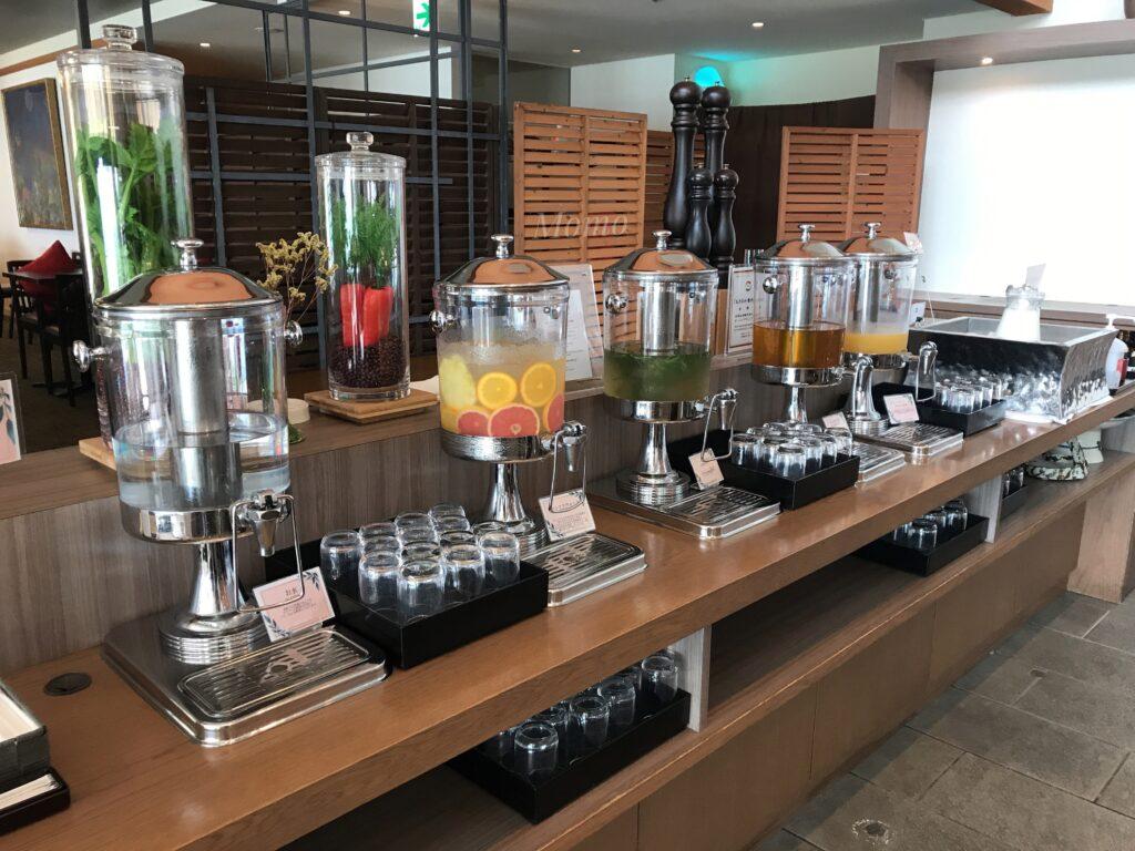 瀬長島ホテル レストラン 朝食 ブログ