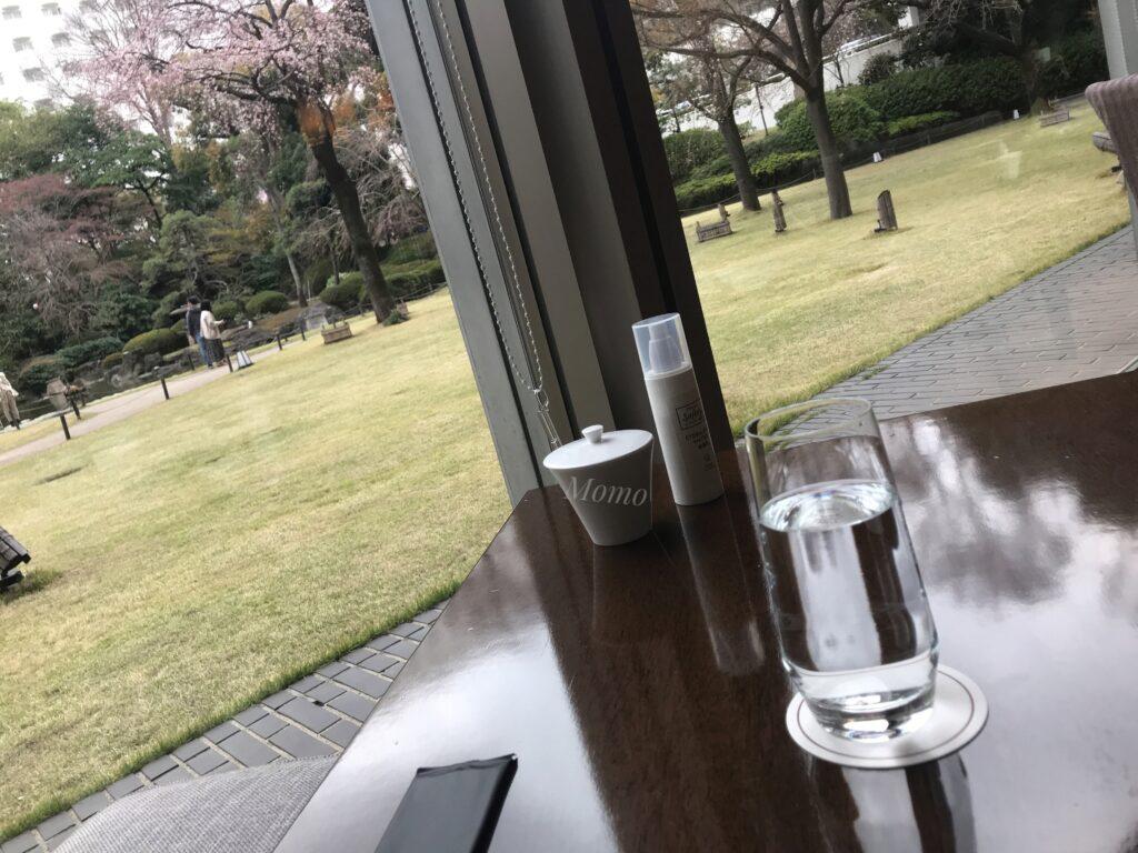 品川 カフェ 穴場 ホテル