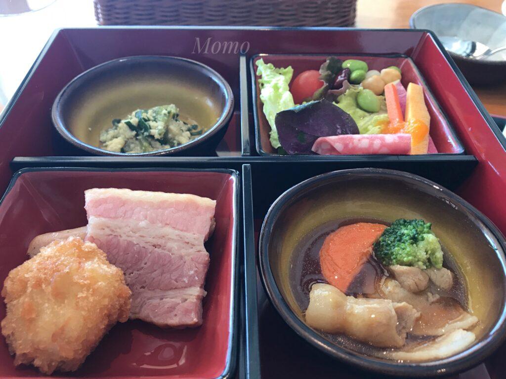 瀬長島ホテル 朝食 メニュー