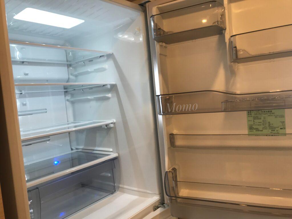 オークウッドスイーツ横浜 冷蔵庫