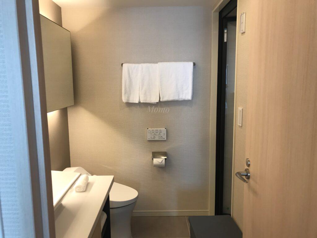 オークウッドスイーツ 浴室 お風呂