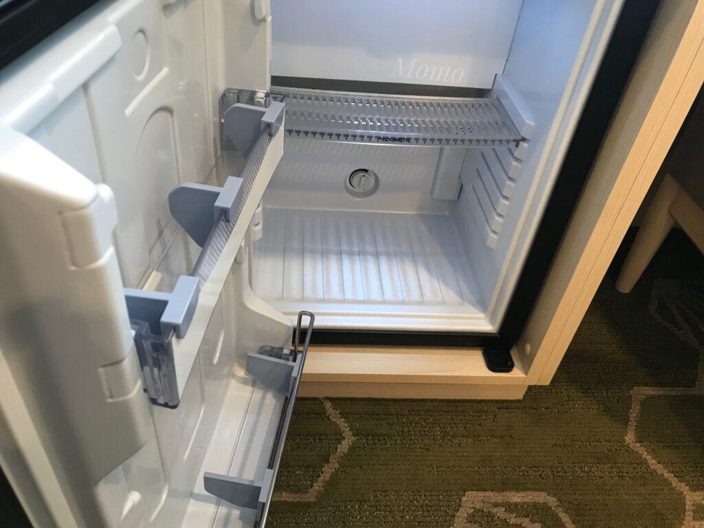 新宿プリンスホテル 冷蔵庫