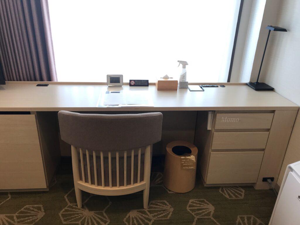 新宿プリンスホテル 高層階 ダブルルーム