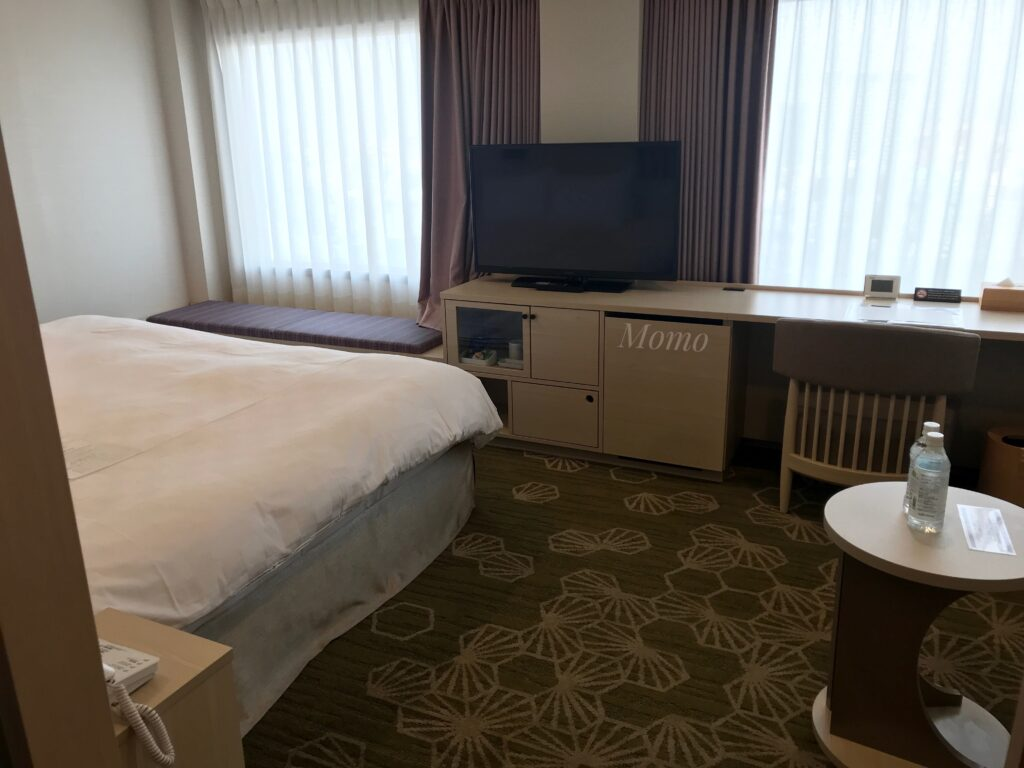 新宿プリンスホテル リニューアル デラックス ダブル