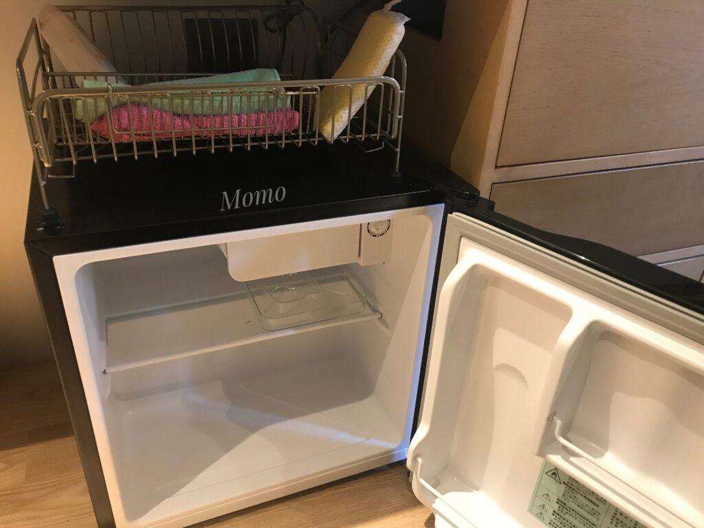 FAV HOTEL 高松 冷蔵庫