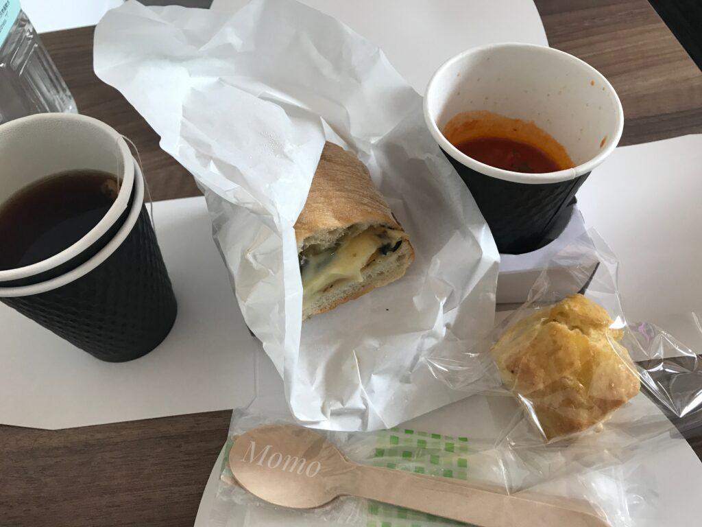 プリンススマートイン熱海 朝食
