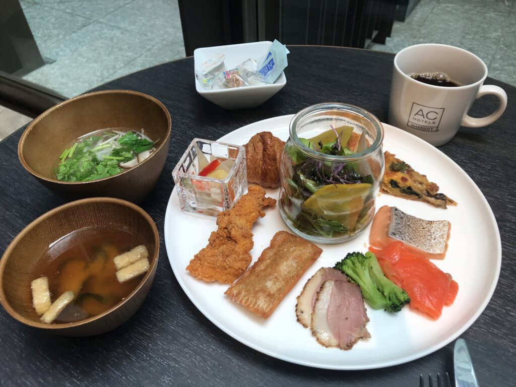 ACホテル 銀座 朝食