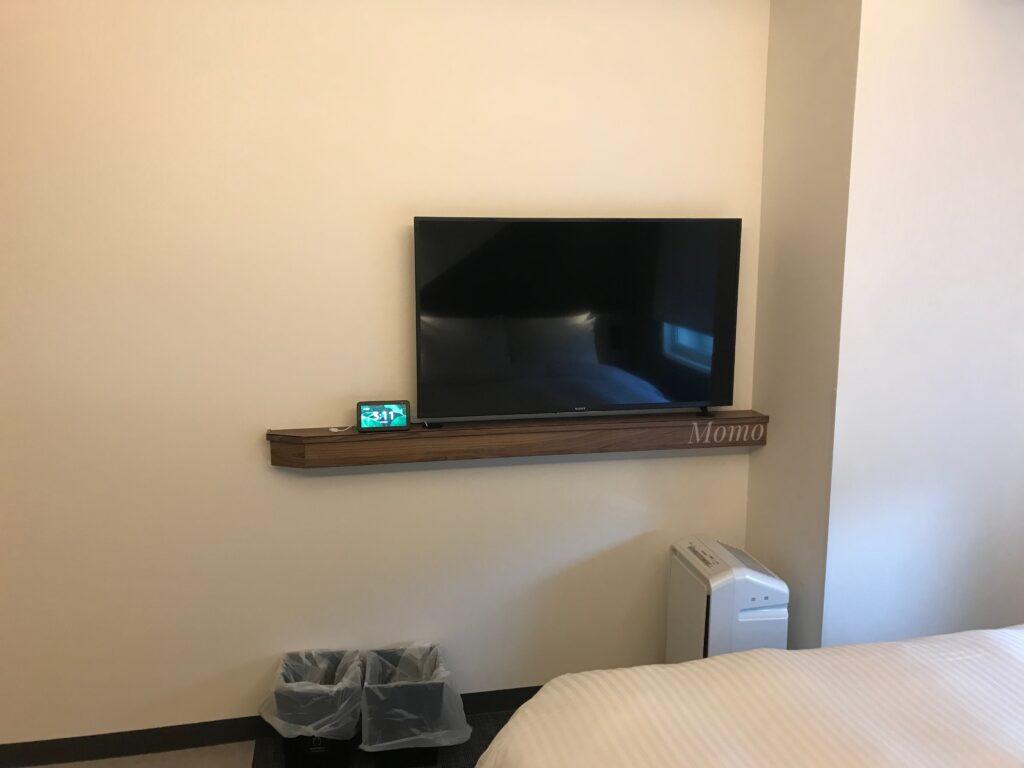プリンススマートイン熱海 テレビ