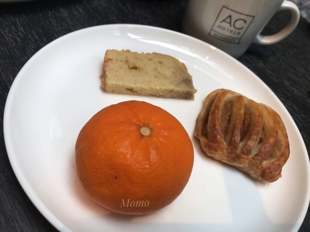 ACホテル 銀座 朝食 ブログ