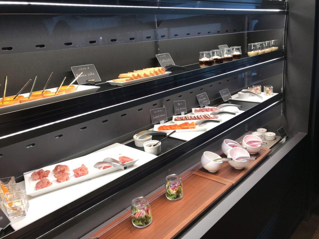 ACホテルバイマリオット東京銀座 朝食 ビュッフェ