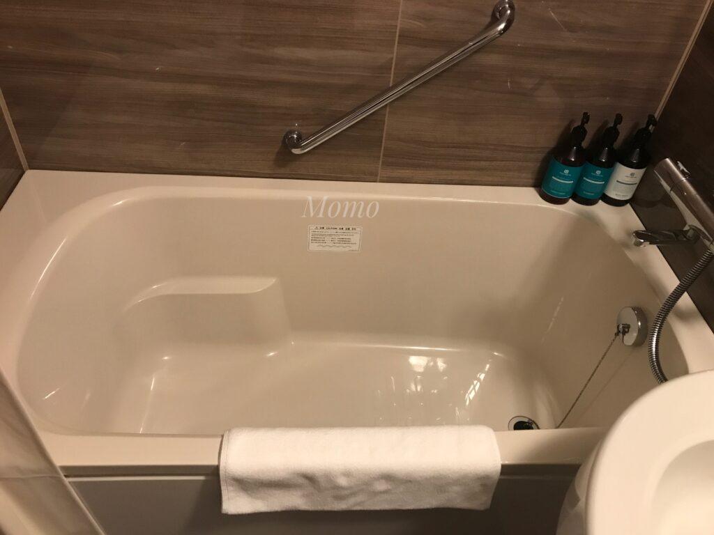 プリンススマートイン熱海 浴槽