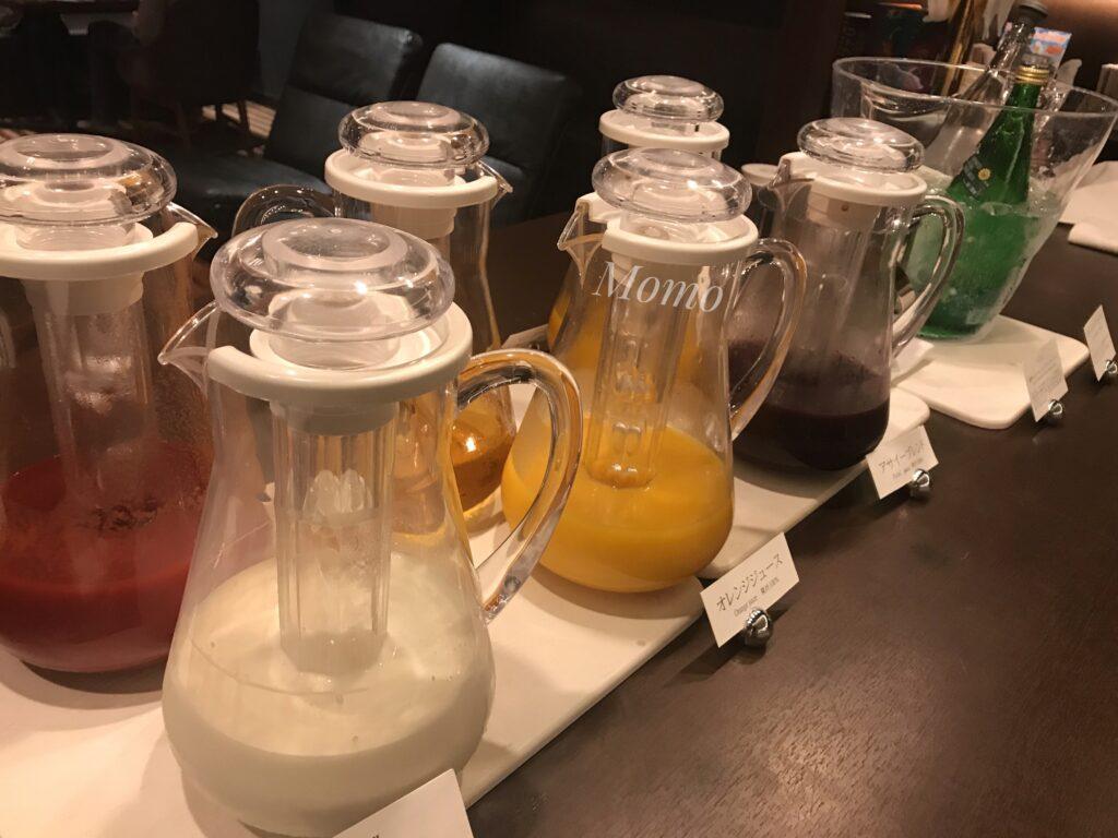 ロイヤルパークホテル高松 朝食 ブログ ラウンジ