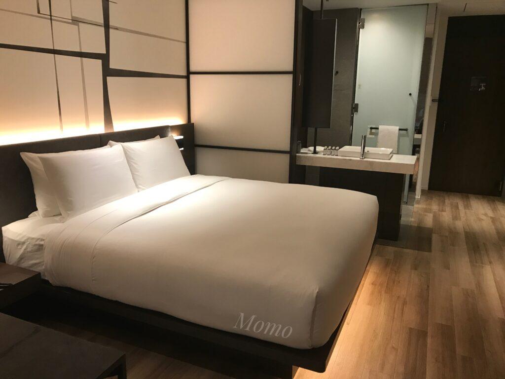 ACホテルバイマリオット東京銀座 ブログ 宿泊記