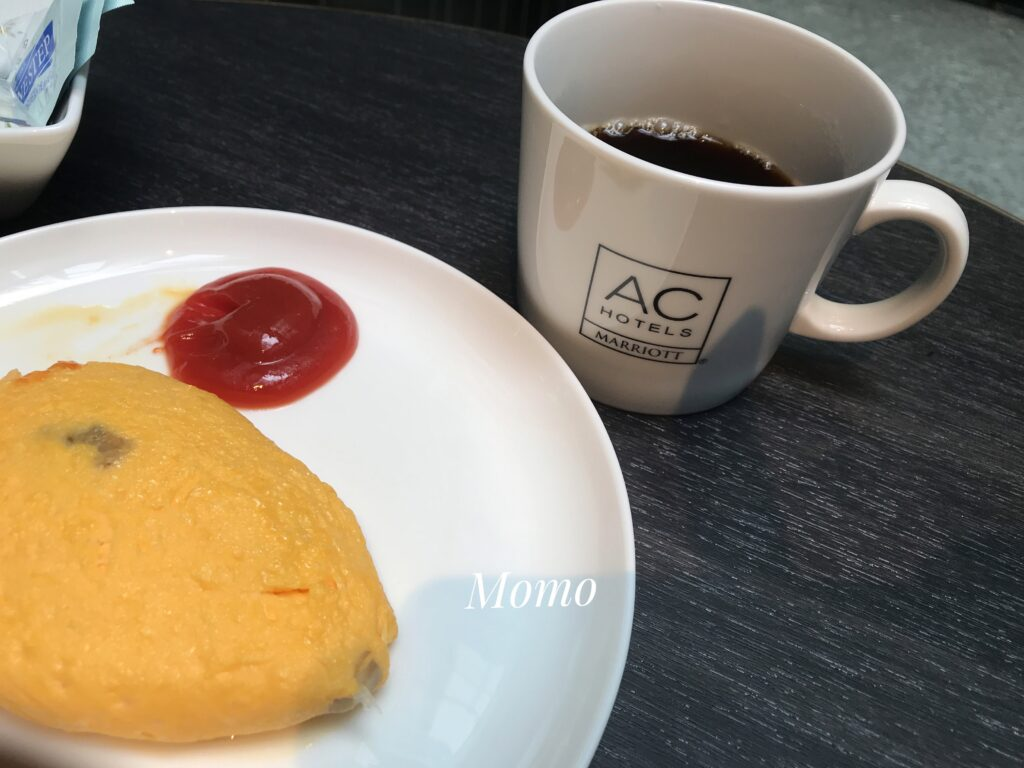 ACホテルバイマリオット東京銀座 朝食