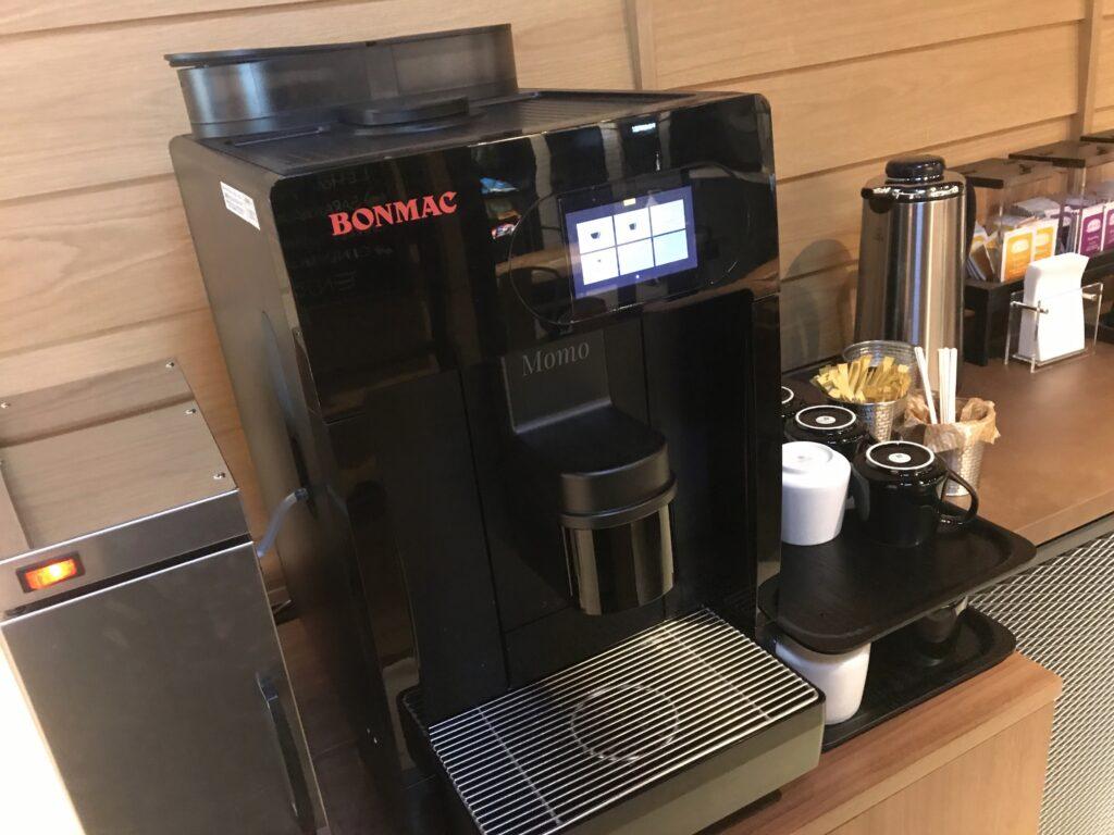 モクシー京都二条 朝食 コーヒ