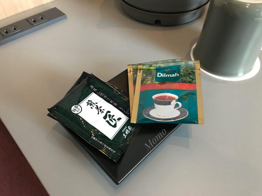 ランダバウト東京 コーヒー アメニティー
