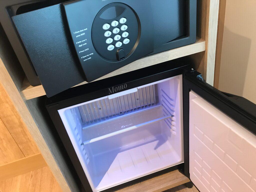 モクシー京都二条 冷蔵庫 ブログ