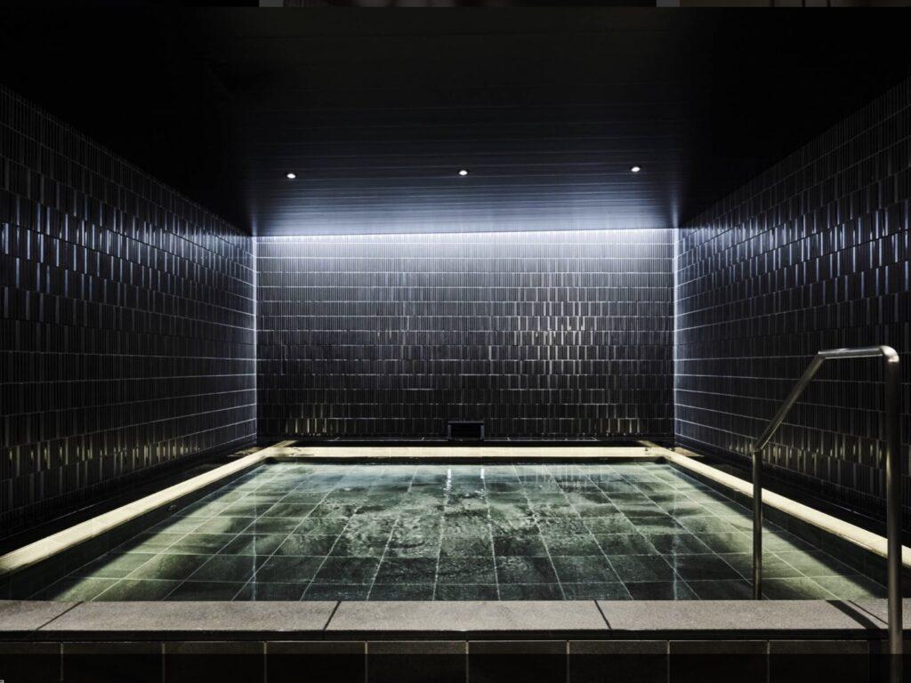 ザロイヤルパークキャンバス京都二条 大浴場