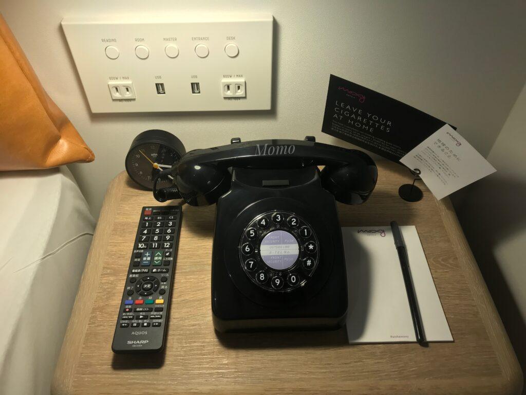 モクシー京都二条 電話 ブログ