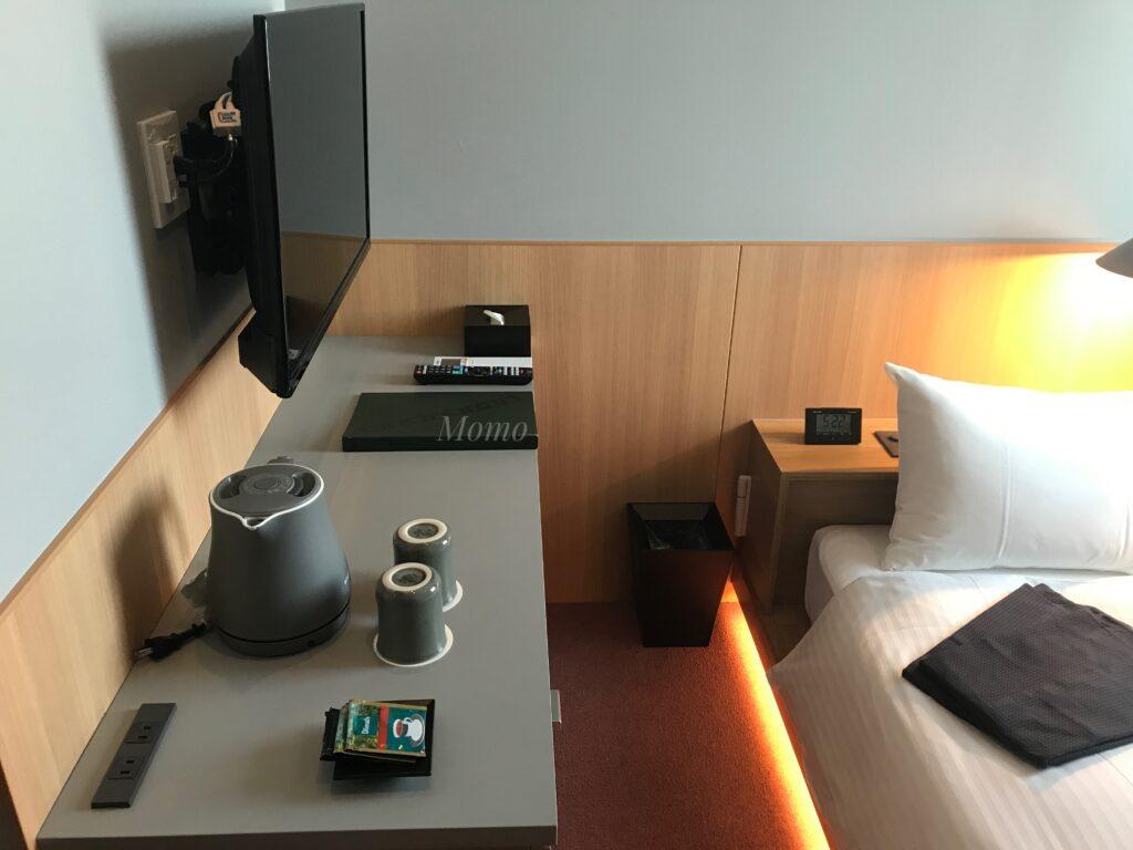 ランダバウト東京 ブログ ホテル