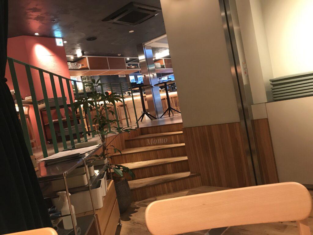 ランダバウトテーブル ディナー ランチ