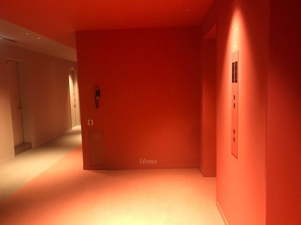 トグルホテル カラー ぴんく