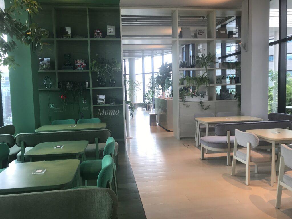 トグルホテル カフェ ブログ