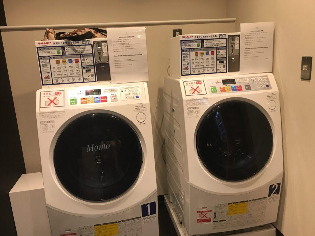 トーセイホテルココネ上野御徒町 洗濯機