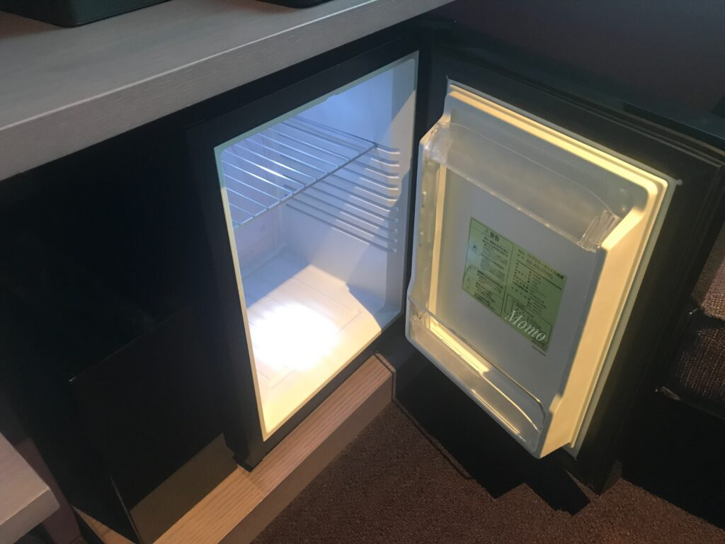トグルホテル水道橋 冷蔵庫