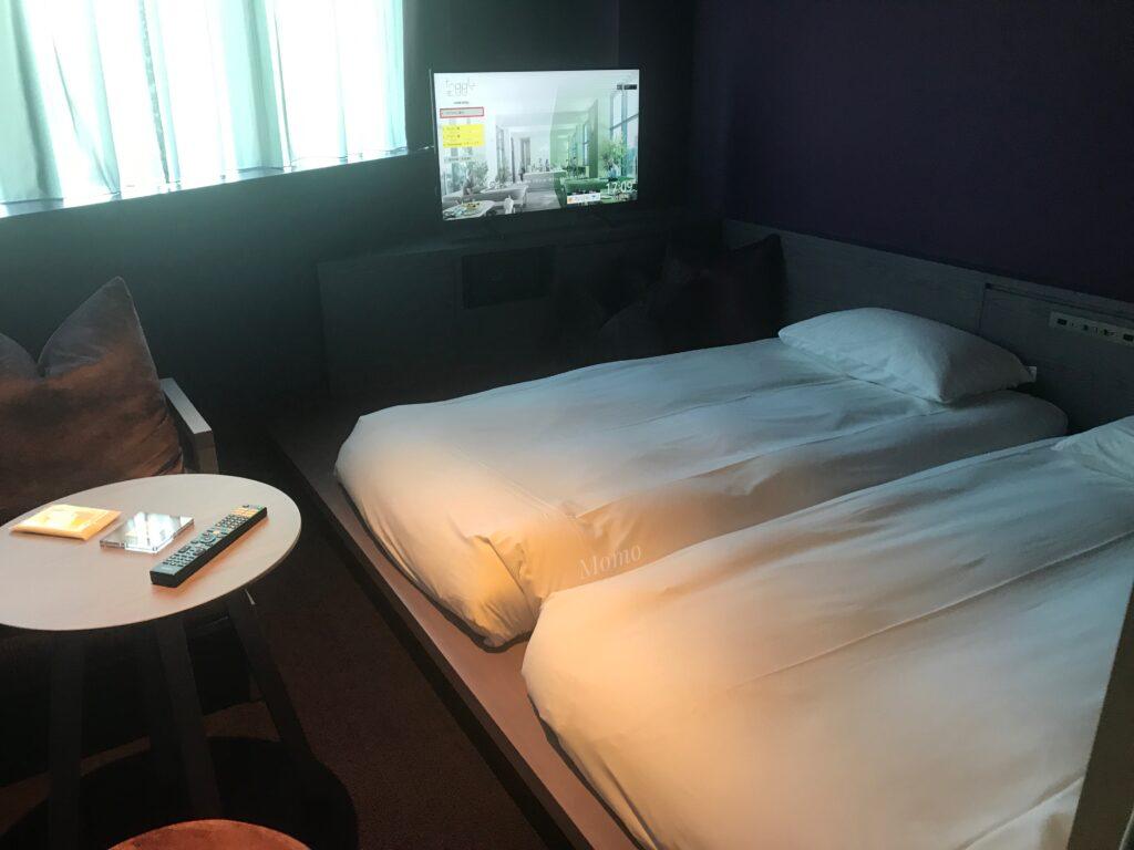 トグルホテル テレビ