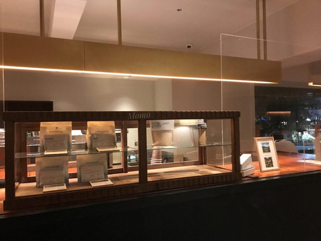 abno カフェ DDDホテル ブログ