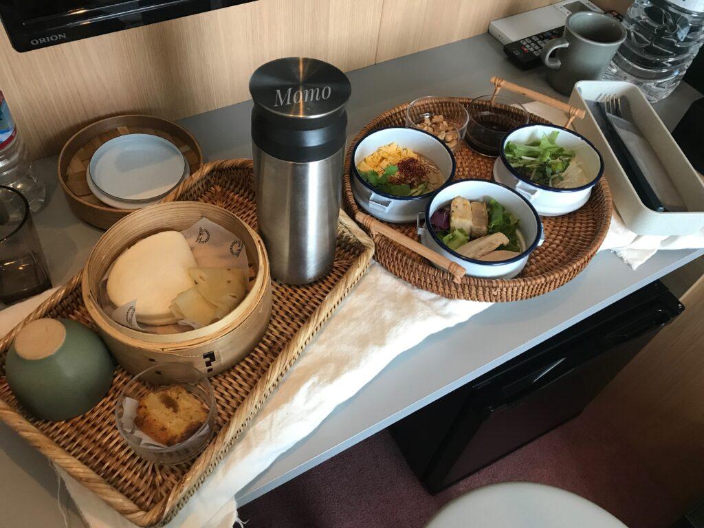 ランダバウト インルーム 朝食