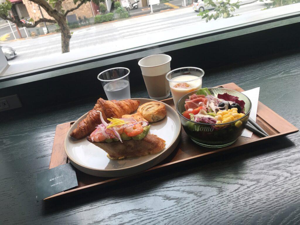 DDDhotel 朝食 ブログ
