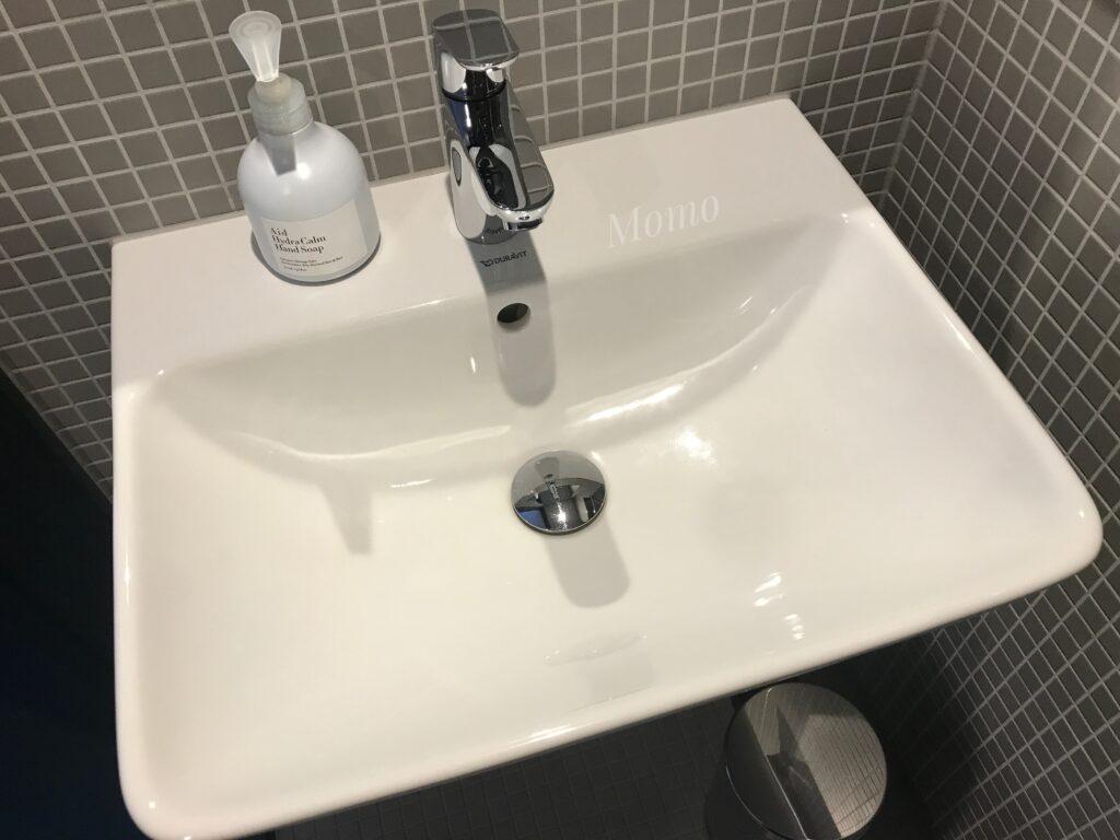 DDDホテル 洗面台