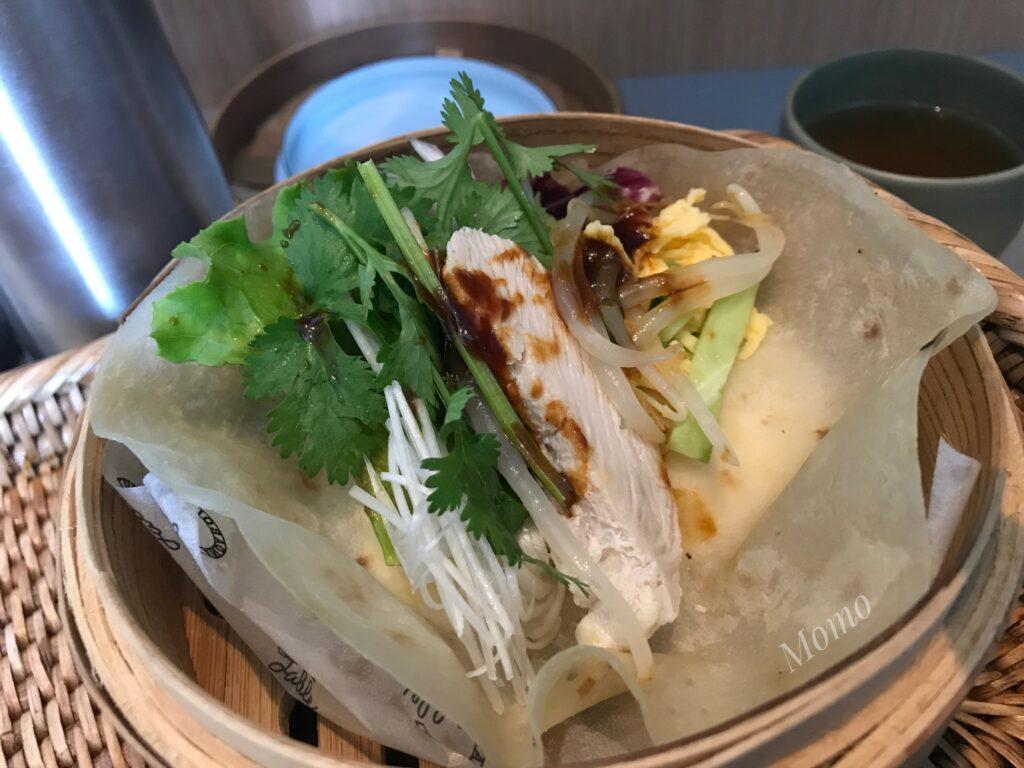 ランダバウト東京 朝食 ブログ