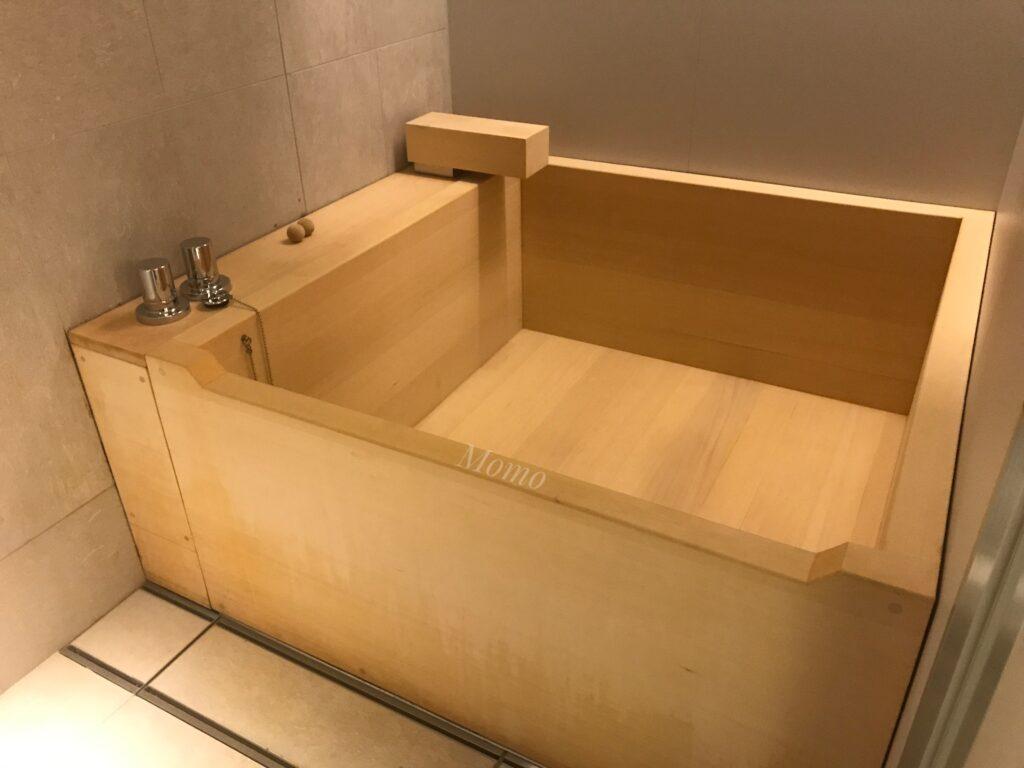 TSUKI 東京 檜風呂 ブログ