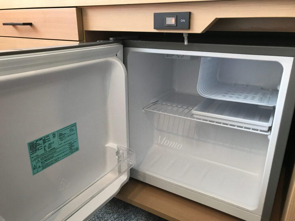 レフ大宮 冷蔵庫 大きさ