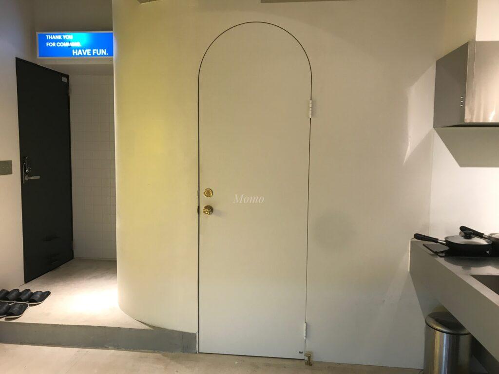 BnA studio akihabara ブログ 宿泊記