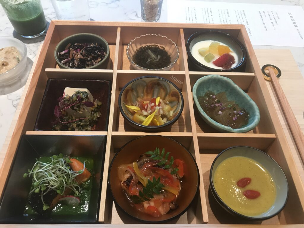 フレイザースイート赤坂 朝食 ブログ