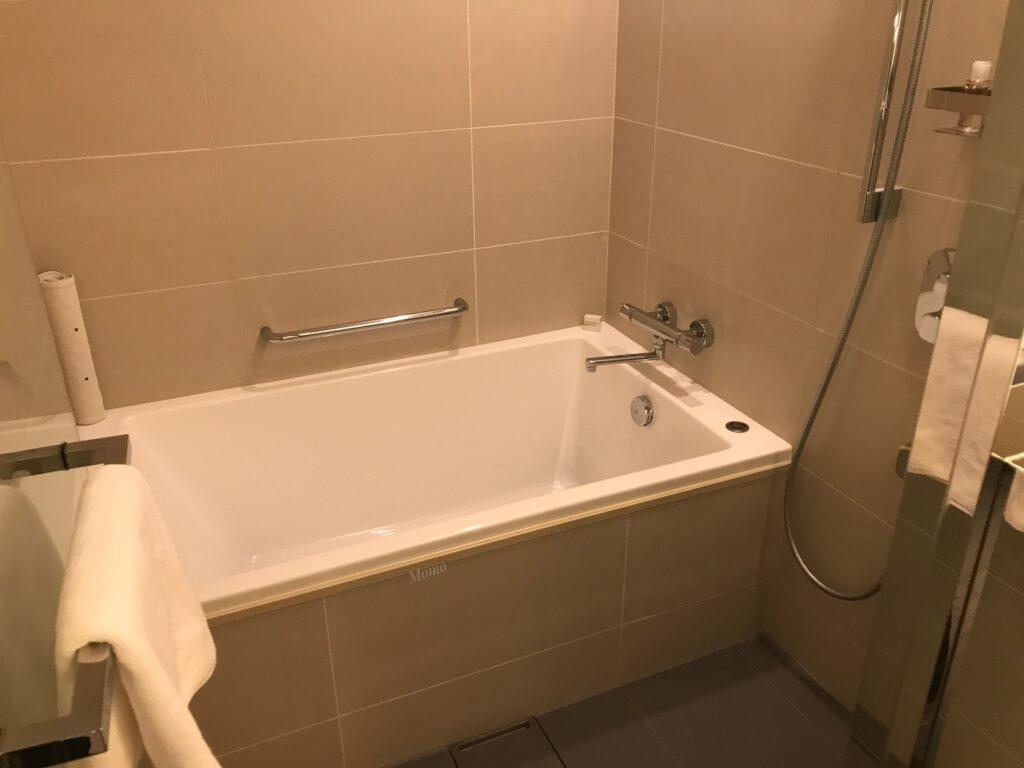 フレイザースイート赤坂東京 お風呂 浴室